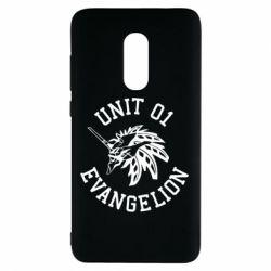 Чехол для Xiaomi Redmi Note 4 Unit 01 evangelion