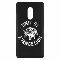 Чехол для Xiaomi Redmi Note 4x Unit 01 evangelion