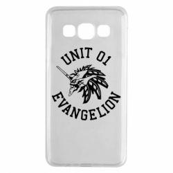 Чохол для Samsung A3 2015 Unit 01 evangelion
