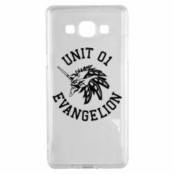 Чохол для Samsung A5 2015 Unit 01 evangelion