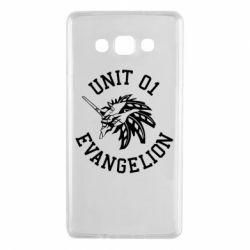 Чохол для Samsung A7 2015 Unit 01 evangelion