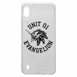 Чохол для Samsung A10 Unit 01 evangelion