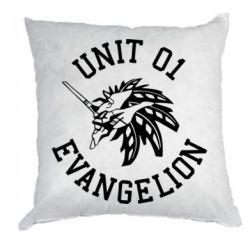 Подушка Unit 01 evangelion