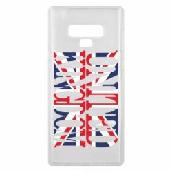 Чехол для Samsung Note 9 United Kingdom