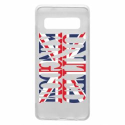 Чехол для Samsung S10 United Kingdom