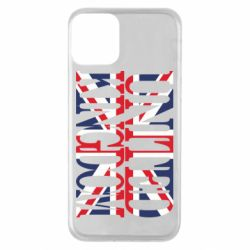 Чехол для iPhone 11 United Kingdom