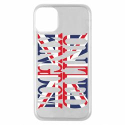 Чехол для iPhone 11 Pro United Kingdom