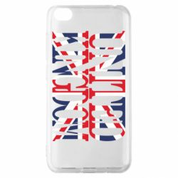 Чехол для Xiaomi Redmi Go United Kingdom