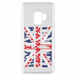 Чехол для Samsung S9 United Kingdom