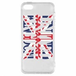 Чехол для iPhone5/5S/SE United Kingdom