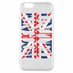 Чехол для iPhone 6/6S United Kingdom