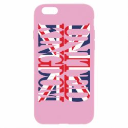 Чехол для iPhone 6 Plus/6S Plus United Kingdom