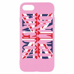 Чехол для iPhone 7 United Kingdom