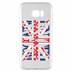 Чехол для Samsung S7 EDGE United Kingdom