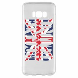 Чехол для Samsung S8+ United Kingdom