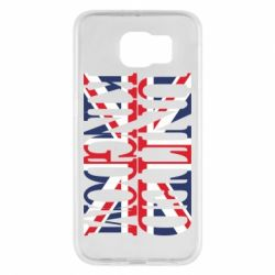 Чехол для Samsung S6 United Kingdom