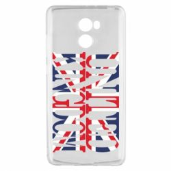 Чехол для Xiaomi Redmi 4 United Kingdom