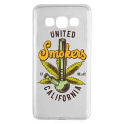 Чохол для Samsung A3 2015 United smokers st relax California