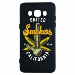 Чохол для Samsung J5 2016 United smokers st relax California