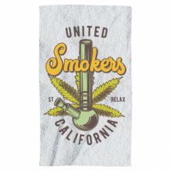Рушник United smokers st relax California