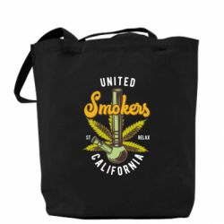 Сумка United smokers st relax California
