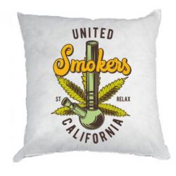 Подушка United smokers st relax California