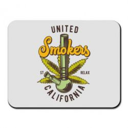 Килимок для миші United smokers st relax California