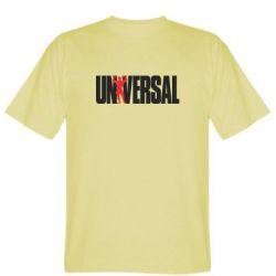 Мужская футболка Universal - FatLine