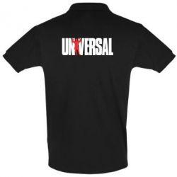 Футболка Поло Universal - FatLine