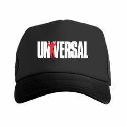 Кепка-тракер Universal - FatLine