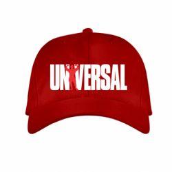 Детская кепка Universal - FatLine