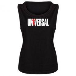 Женская майка Universal - FatLine