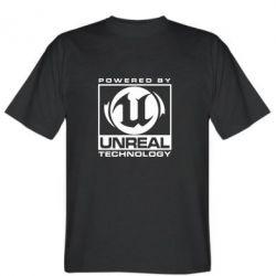Мужская футболка Unreal