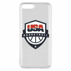 Чехол для Xiaomi Mi6 USA basketball