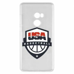 Чехол для Xiaomi Mi Mix 2 USA basketball
