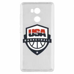 Чехол для Xiaomi Redmi 4 Pro/Prime USA basketball