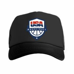 Кепка-тракер USA basketball