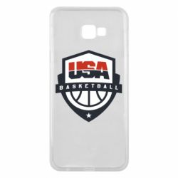 Чехол для Samsung J4 Plus 2018 USA basketball