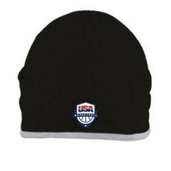 Шапка USA basketball