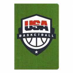 Блокнот А5 USA basketball