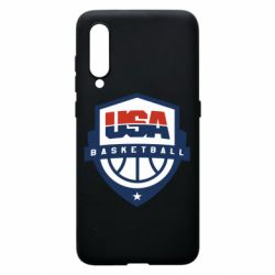 Чехол для Xiaomi Mi9 USA basketball