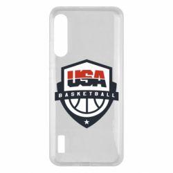 Чохол для Xiaomi Mi A3 USA basketball