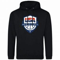Мужская толстовка USA basketball