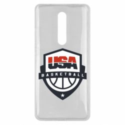 Чехол для Xiaomi Mi9T USA basketball