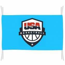 Флаг USA basketball