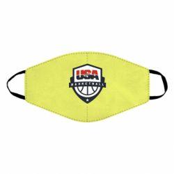Маска для обличчя USA basketball