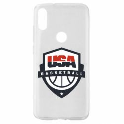 Чехол для Xiaomi Mi Play USA basketball