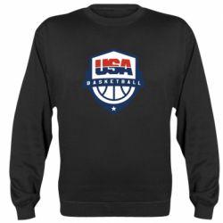 Реглан (свитшот) USA basketball