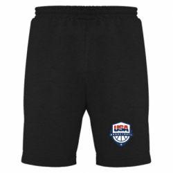 Мужские шорты USA basketball