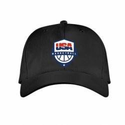 Дитяча кепка USA basketball